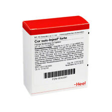 Talón Cor Suis injeel Forte 10 amperios los remedios homeopáticos