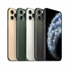 Apple iPhone 11 PRO MAX - 256GB - Spacegrau Nachtgrün Gold Silber