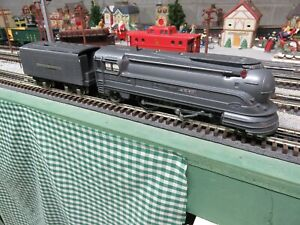 RESTORED LIONEL 238E ENGINE AND TENDER WITH NO WHISTLE