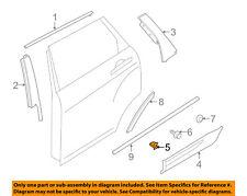 LAND ROVER OEM Range Rover Evoque Front Door-Lower Molding Retainer LR027260