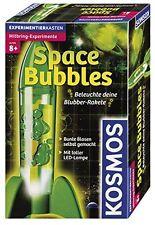 Kosmos Experimentierset Space Bubbles Spaßige Experimente Raketenstation mit LED