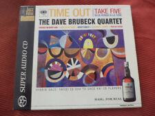 time out the dave brubeck quartet sacd greece RARE