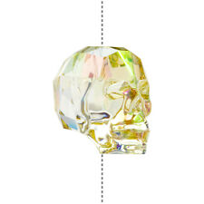 5750 swarovski (13mm) crâne de cristal bead lumineux vert pack de 1 (M56/4)