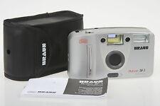 Braun Action BF-1 Autofocus, KB-Sucherkamera mit Tasche und Anleitung