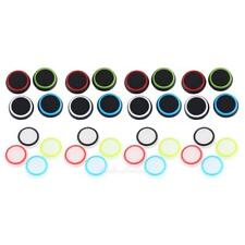 32pcs Silicone Colorful Thumb Stick Joystick Grip Cap for Sony PS4 PS3 Xbox 360