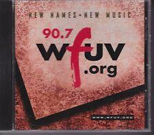 New Names New Music 90.7 WFUV.org - cd - 2002 - Los Lobos (Artist), Jeb Loy Nich