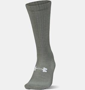 Under Armour UA Heatgear Boot Sock Size M (4-8.5)