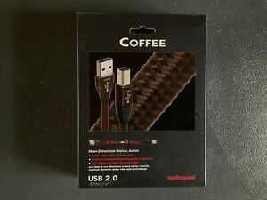 Audioquest Coffee USB Type A to B 0,75m