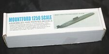 Mountford 1/1250 MM306- KP Typhoon Class Sub Submarine Waterline