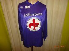 "AC Florenz Original Langarm Trikot 1983 ""j.d.farrows"" Gr.M- L TOP"