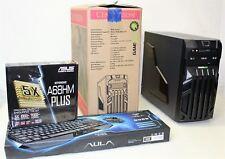 NUOVO CON SCATOLA CENTURIONE ultra veloce Quad.C 4.2GHz 16GB 1TB Gioco PC Computer AMD Radeon R7