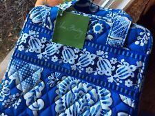 Vera Bradley Retired Tech Organizer Blue Lagoon NWT