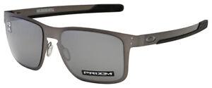 Oakley Holbrook Metal OO4123-0655 Matte Gunmetal / Prizm Black Polarized
