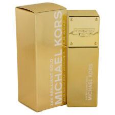 MICHAEL KORS 24K BRILLIANT GOLD EAU DE PARFUM SPRAY 50 ML/1.7 FL.OZ.