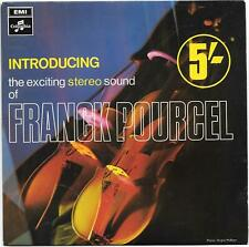 """Franck Pourcel The Exciting Stereo Sound Of Franck Pourcel  7"""" Single"""