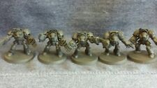 Lot of five (5) Terminator Close Combat Squad USED Warhammer 40,000 40K Claws