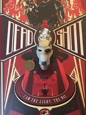 Hot Toys Suicide Squad Deadshot Masked Head Sculpt loose 1/6th scale