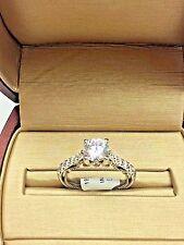 BRAND NEW Verragio INSIGNIA 7066R 18K White Gold Engagement Ring