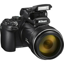 Nikon Coolpix P1000 16MP 4K Digital Camera with 125x Optical Zoom WiFi / NFC