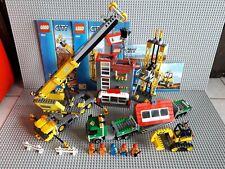 Lego City  - 7633 -  Le Chantier de Construction  Complet