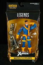 Marvel Legends X-Men Jim Lee Cyclops Warlock BAF Hasbro NEW