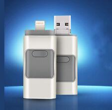 Flash Drive U disk Storage FOR iPhone/iPad/iPod IOS 8pin USB Memory Stick 64GB