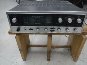 Pioneer SX-800 POWERS UP! Tube Radio Stereo Receiver ca.1965 For Parts or Repair