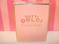 TUTTI DOLCI Creme Brulee EDT SEALED Bath & and Body Works Perfume Spray