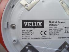 £ 48 VELUX Associazione coreana di calcio 100 WW Rilevatore di fumo 55000-317VLX per il sistema di ventilazione FUMO