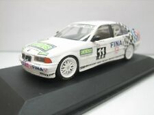 Diecast E36 Minichamps 1:43 BMW 3-series Fina Kattus Heger Mint on Display
