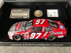 Kurt Busch #97 Rubbermaid 2003 Ford Taurus, Team Caliber Owner Series 1:24