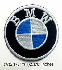 BMW Small size Logo  iron on ,sewing on,Patch on,decorate on Fabrics