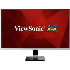 "ViewSonic 27"" WQHD 1440p Frameless LED Monitor - VX2778-SMHD"