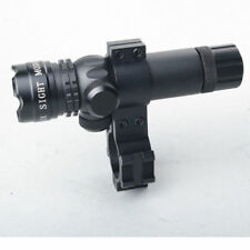 Tactical Hunting Red Laser Sight Dot Scope with Pressure Switch Mount Black