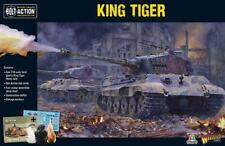 KING TIGER - GERMAN  BOLT ACTION - WARLORD GAMES WW2
