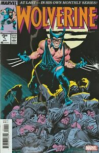 Wolverine #1 (Facsimile Edition / Claremont / Logan / 1988 / NM)