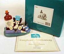 "Walt Disney Classic Collection Figurine: ""First Aid Fiasco"", Figaro"