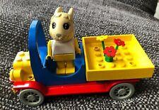 Lego Fabuland Bonnie Bunny & Flower Car / Truck 3624  1985