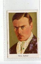 (Jd3731) SALEM,FILM STARS,NILS ASTHER,1930,#153