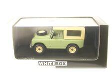Land Rover 88 Serie II 1961 (hellgrün/beige)