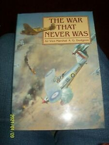 The War That Never Was by Tony Dudgeon (Hardback, 1991)