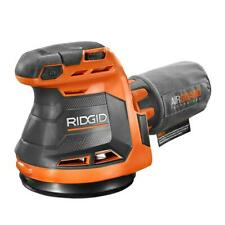 RIDGID 18-Volt Cordless 5 in. Random Orbit Sander (Tool Only)
