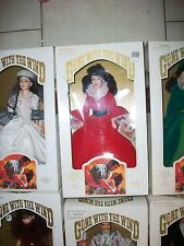 Scarlett Red Dress LEd 2nd Ed Gone With The Wind World Doll