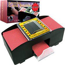 1 - 2 two Deck Automatic Poker Casino Card Shuffler