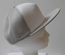 MADHATTER Men's GRAY OFF WHITE Baseball Cap One size fits most *SMUDGE*