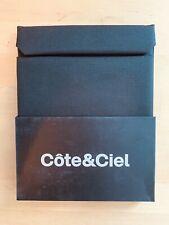 Cote & Ciel iPad Mini Fabric Sleeve Case Cover Pouch Pocket Black RRP £24.95