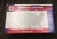 NEW   INTERNATIONAL LASER GROUP ILG127X  LASER PRINTER CARTRIDGE