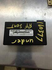 2013 13 LEXUS ES350 BATTERY MAYDAY MODULE 86777-0W060