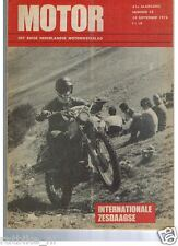 MO7438-TEST JAP-AUTO HONDA 950SS,SIX DAYS CROSS,WILLEMS