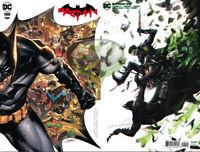 Batman 100 Cover A and Mattina Variant Set 10/6/20 Joker War Finale Tynion